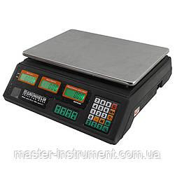 Весы торговые Grunhelm GSC-051 (50кг)