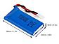Аккумулятор Li-pol 500mAh 25C 3.7V, фото 2