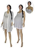 Снова в наличии очень красивые хлопковые комплекты для беременных и кормящих мам - серия Klipsa коттон / кружево ТМ УКРТРИКОТАЖ