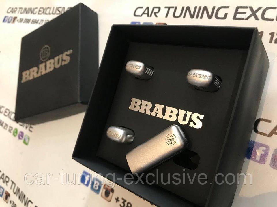 BRABUS door pins for Mercedes S-class W222