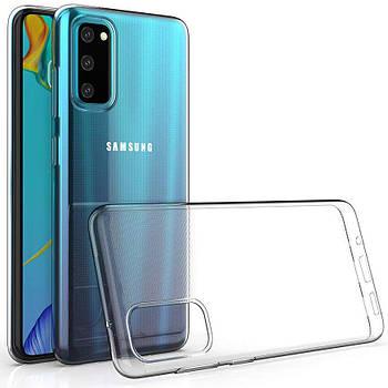 TPU чехол Epic Premium Transparent для Samsung Galaxy S11e
