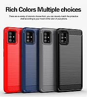 TPU чохол накладка Urban для Samsung Galaxy A71 2020 (4 кольори), фото 1