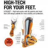 Термоноскі чоловічі X-socks high tech for your feet розмір - 45-47, фото 3