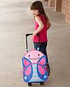Детский чемодан SkipHop Бабочка для девочки, фото 5