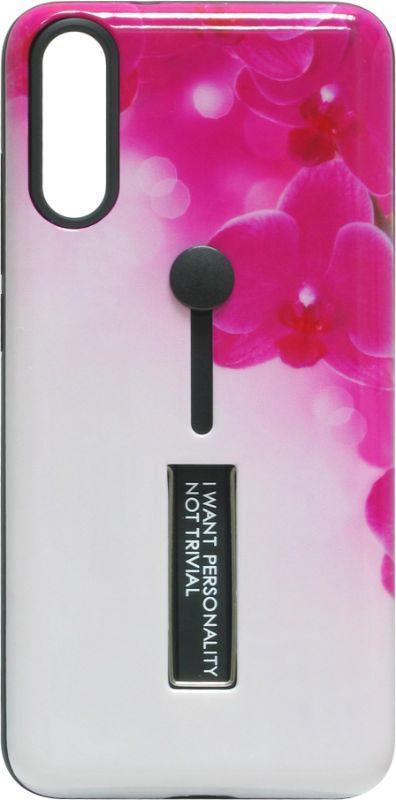 Накладка SA A205/A305 pink Flowers Hold