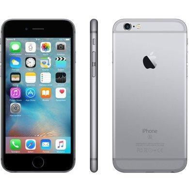 Смартфон Apple iPhone 6s 64 Гб (Space grey) Refurbished neverlock (айфон неверлок оригинал)