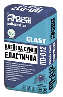 Клеевая смесь эластичная ПП-012 ELAST, ЦВЕТ:СЕРЫЙ, 25 кг