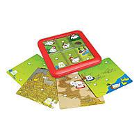 Игра настольная Smart Games Переполох в курятнике  SG436UKR ТМ: SMART GAMES