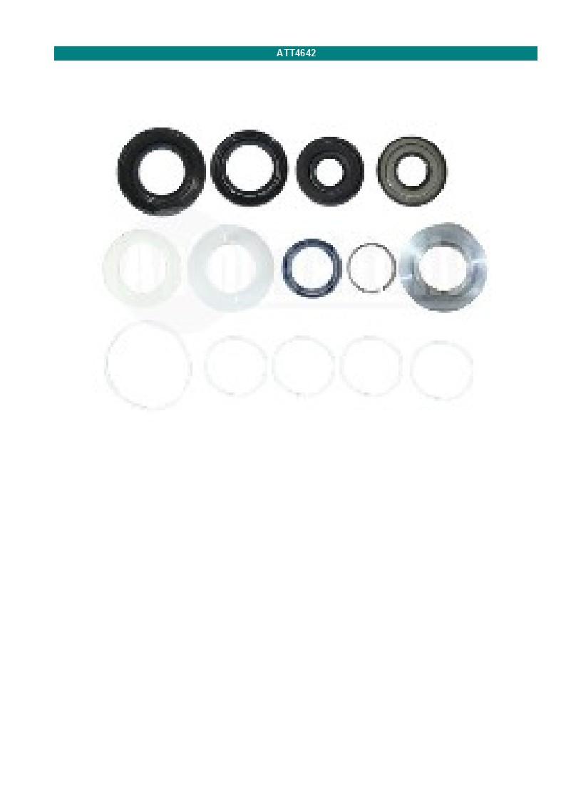 Рем.комплект рулевой рейки Mercedes Benz Sprinter/VW Crafter 06-