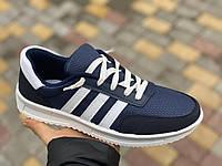 Кроссовки мужские на шнурках K&G