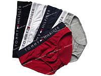 Трусы мужские Tommy Hilfiger брифы плавки 3-4-5 шт. Набор в  фирменной упаковке  Идеальное качество Реплика