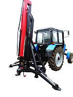 "Кран манипулятор к трактору ""HORS AGRO"", фото 1"