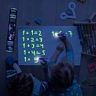 Набор для творчества Рисуй светом А2 (59х39 см) односторонний коврик ТМ Люмик, фото 5