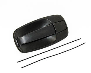 Ручка внешняя (раздвижной двери / задней двери) на Renault Trafic II 2001->2014 — AutoTechteile - 5050001