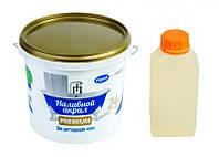 Жидкий акрил наливной Plastall (Пластол) Premium для реставрации ванны 1.7 м (3,3 кг)