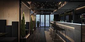 """Меблі лофт для нового ресторану на Нивках """"Букет Côtelette"""" 1"""