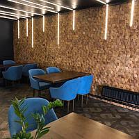 """Меблі лофт для нового ресторану на Нивках """"Букет Côtelette"""" 2"""