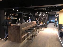 """Меблі лофт для нового ресторану на Нивках """"Букет Côtelette"""" 3"""