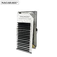 Nagaraku Mix В ресницы 16 линий