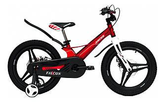 """Велосипед детский ARDIS MG FALCON-X 18"""" колеса на литых дисках и магниевой раме Красный"""