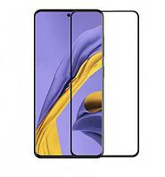 Защитное стекло для Samsung Galaxy Note 10 Lite черный, фото 1