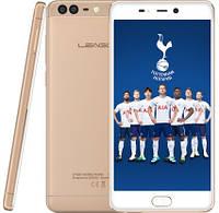 """Смартфон Leagoo T5C 3/32Gb Gold, 8 ядер, 13+2/5Мп, 5.5"""" IPS, 2 SIM, 4G, 3000 мАч, фото 1"""