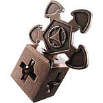 Huzzle O`Gear 3* Металлическая головоломка Шестеренка Hanayama (Japan), фото 2