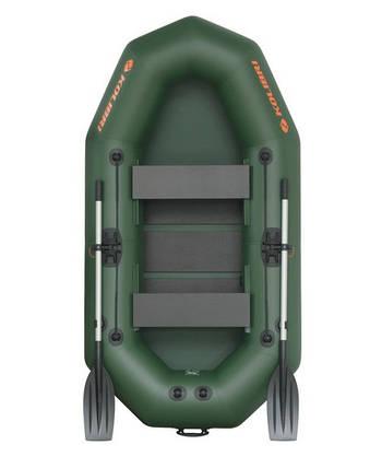 Лодка надувная Колибри из пвх к-250тх (без комплектации), фото 2