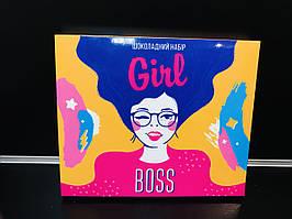 Шоколадный набор Big Girl Boss