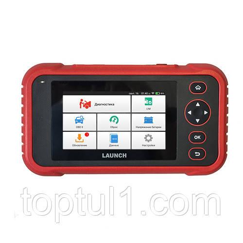 Автомобильный сканер Creader Professional CRP-239 LAUNCH