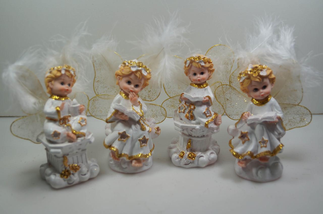 Статуэтки ангелочков