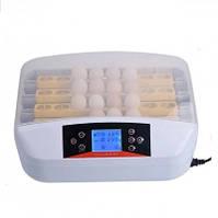 Инкубатор автоматический HHD М-32S LED, ТЭН, вентилятор, влагомер, овоскоп, на 32 яйца