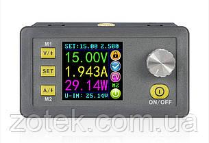 RIDEN DPS5005 0-50V 0-5A 250Вт Лабораторный Понижающий блок модуль питания с цифровым управлением USB BT