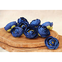 Ранункулюс бутон , синий ( индиго )                    100 шт