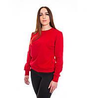 Bono Свитшот женский Красный  №651 950122