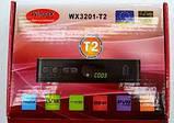 ТВ-Приставка T2 WIMPEX WX 3201 DVB, фото 2