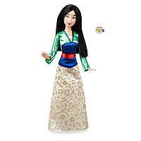 Кукла Мулан классическая Принцесса Дисней с кольцом Disney Mulan Classic Doll with Ring