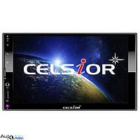 Мультимедиа 2-DIN Celsior CSW-7018 Slim, фото 1