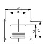 Нагнітальний вентилятор KG Elektronik DPA-120 (Польща), фото 7