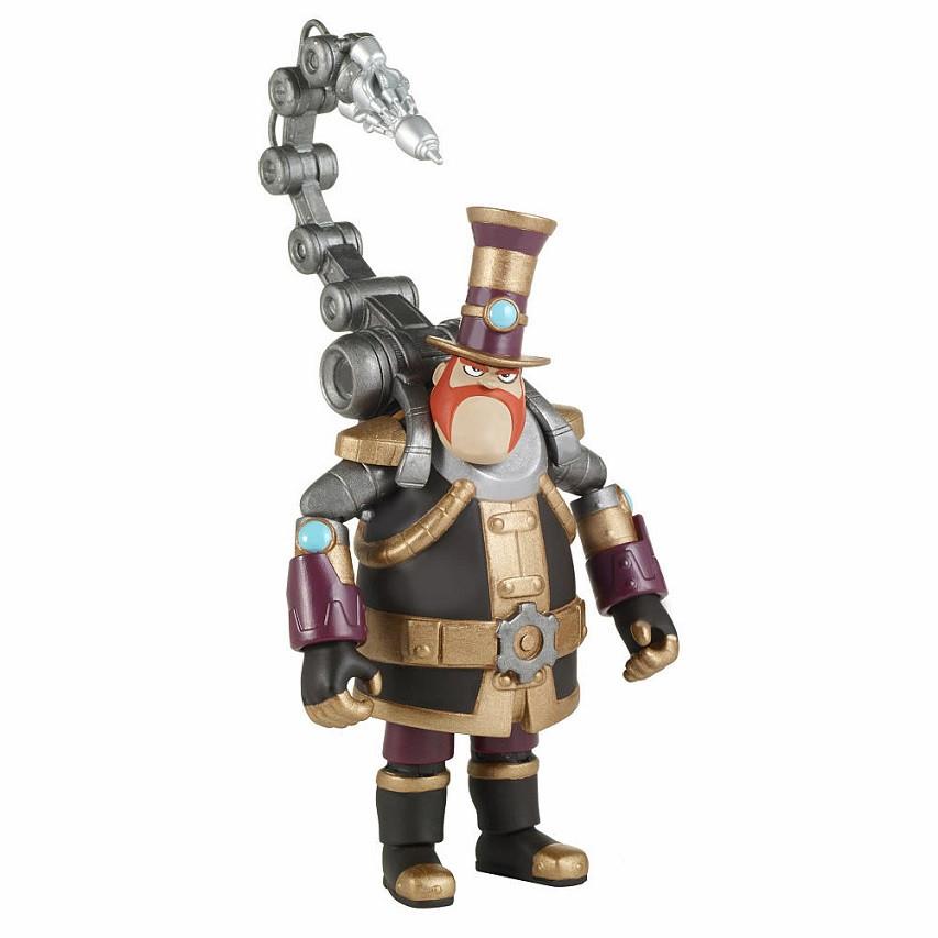 Фигурка злодея Стим Смит Бен 10 Омниверс 12,5 см - Steam Smythe, Figure, Ben Ten, Omniverse, Playmates, 12,5