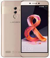 """Смартфон Leagoo T8 2/16Gb Gold, 13+2/5Мп, 2sim, 8 ядра, 5.5"""" IPS, GPS, 3080mAh, 4G, фото 1"""