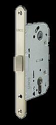 Замок (механизм) межкомнатный под ключ MVM P-2056C SN, цвет - матовый никель