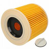 Фильтр HEPA DOMPRO DP13035 для пылесосов Karcher, Dewalt, Aeg