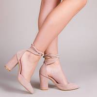 Туфли замшевые, фото 1