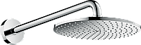 Верхній душ Hansgrohe Raindance S 240 Showerpipe PowderRain 1jetP з тримачем 🇩🇪