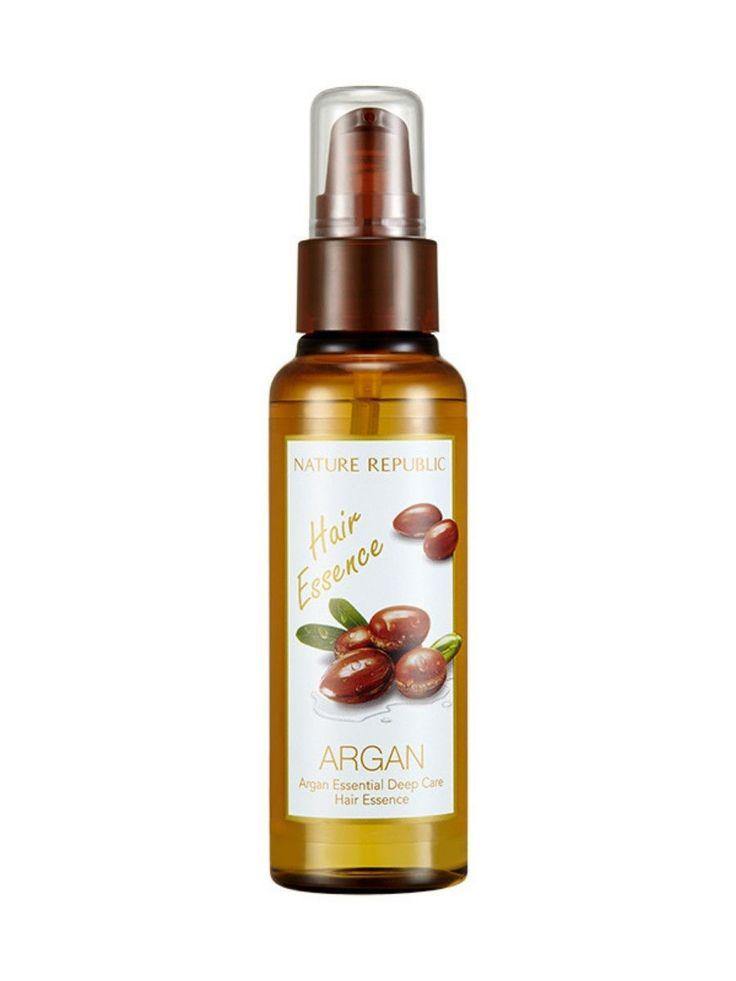 Эссенция для волос Nature Republic Argan Essential Deep Care Hair Essence 60ml