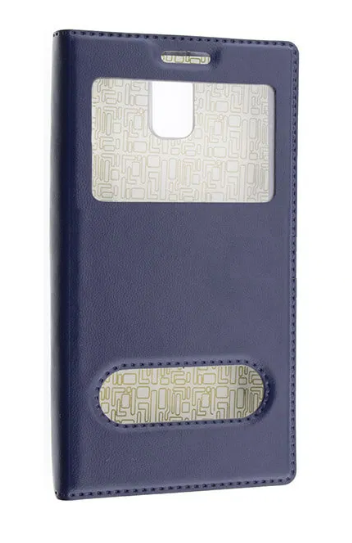 Чехол для Samsung Galaxy S6 View Cover синий