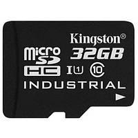 Карта памяті microSDHC 32 Gb class 10 Kingston UHS-I Industrial SDCIT/32GBSP