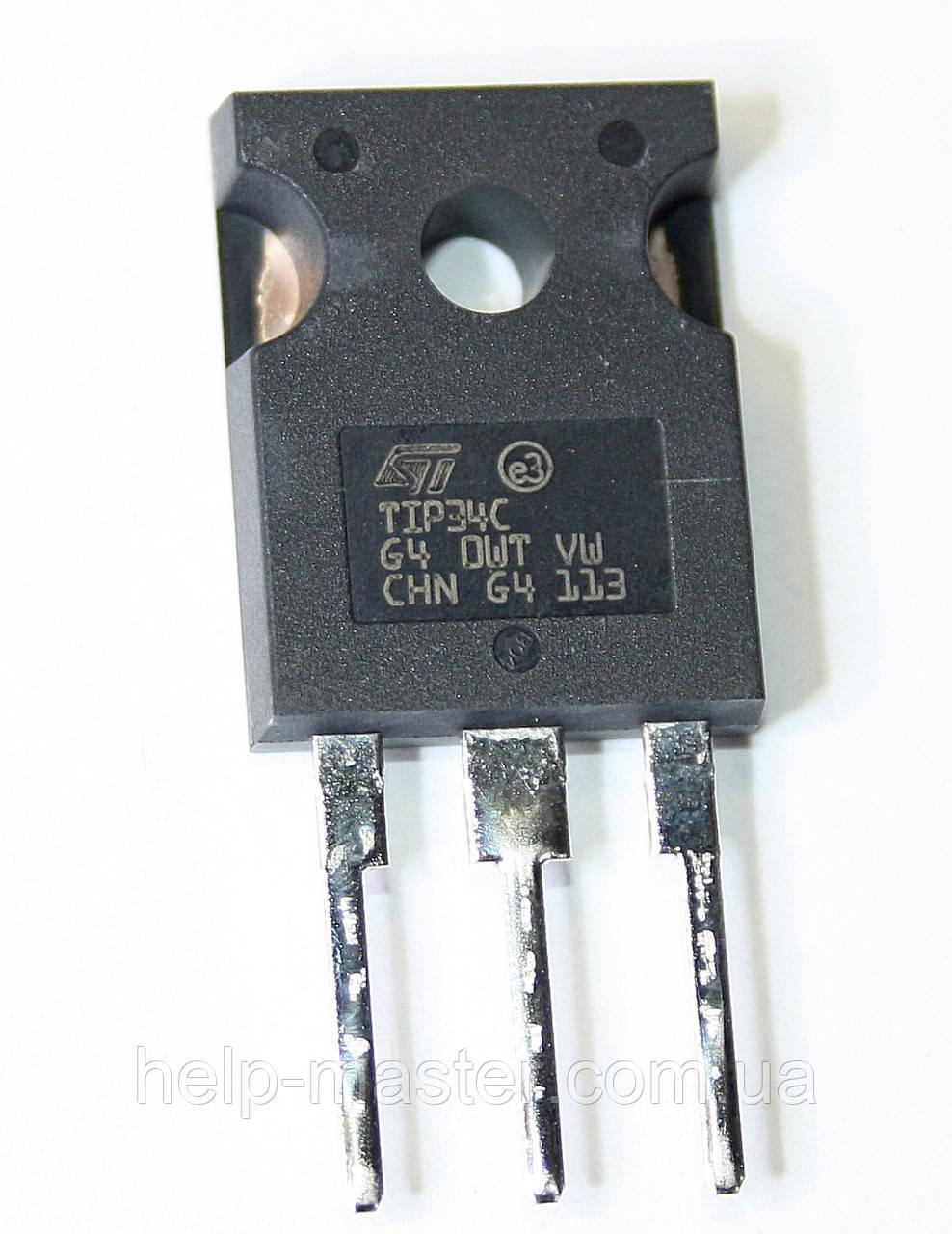 Транзистор TIP34C (TO-247)