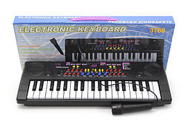 Пианино с микрофоном 37 клавиш